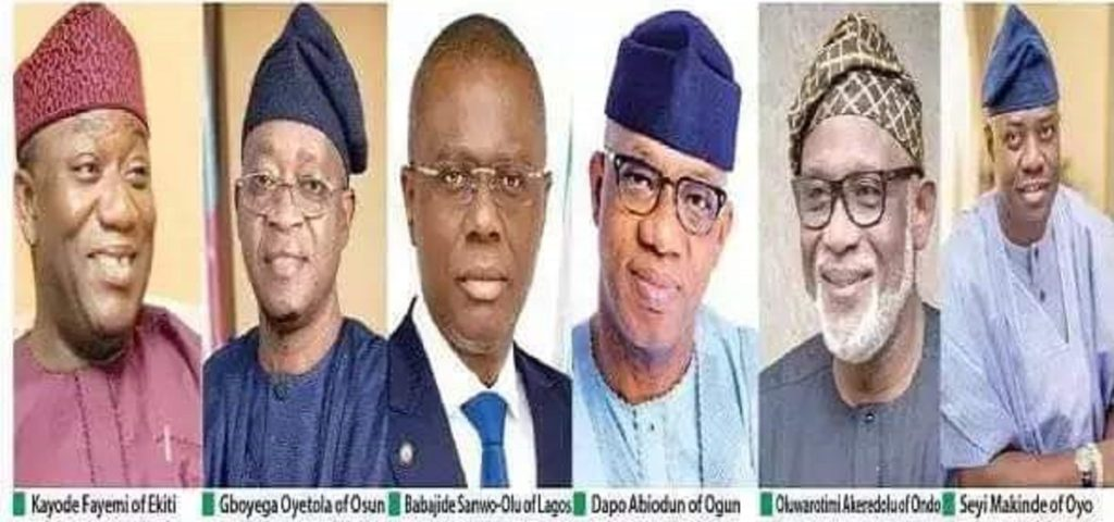 Photo of Amotekun: Governors to sign the security outfit bill Friday