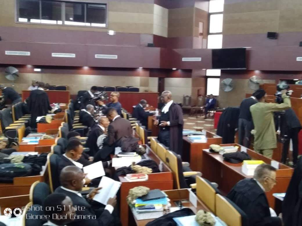 Photo of BREAKING: Supreme Court adjourns Zamfara governorship judgement review