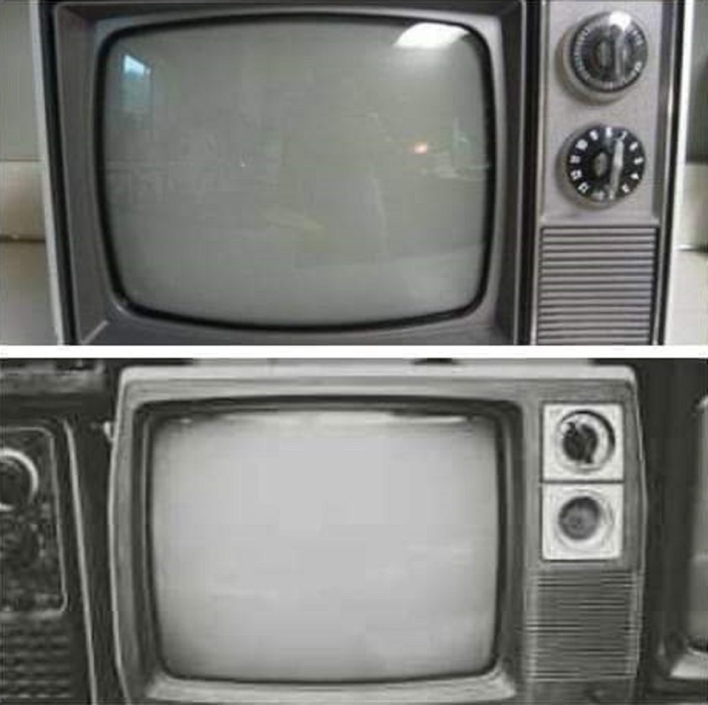 Photo of Contractors hit market, buy old black and white TV for N200,000