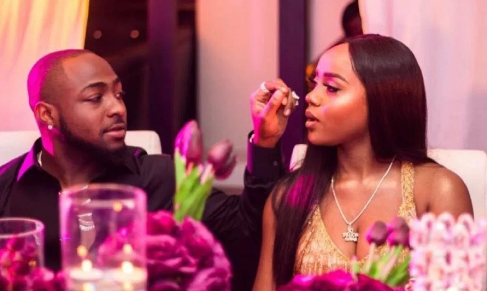 Photo of BREAKING: Davido's fiancee, Chioma, tests positive for Coronavirus
