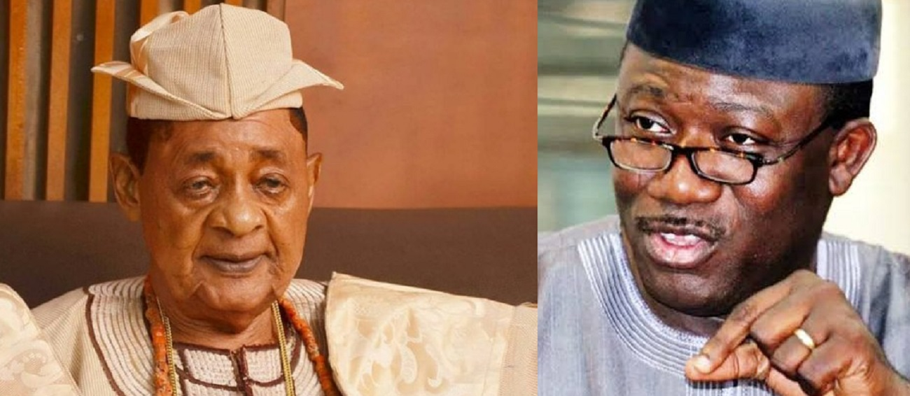 Photo of After Alaafin's Letter, Fayemi To Meet With Ekiti Monarchs