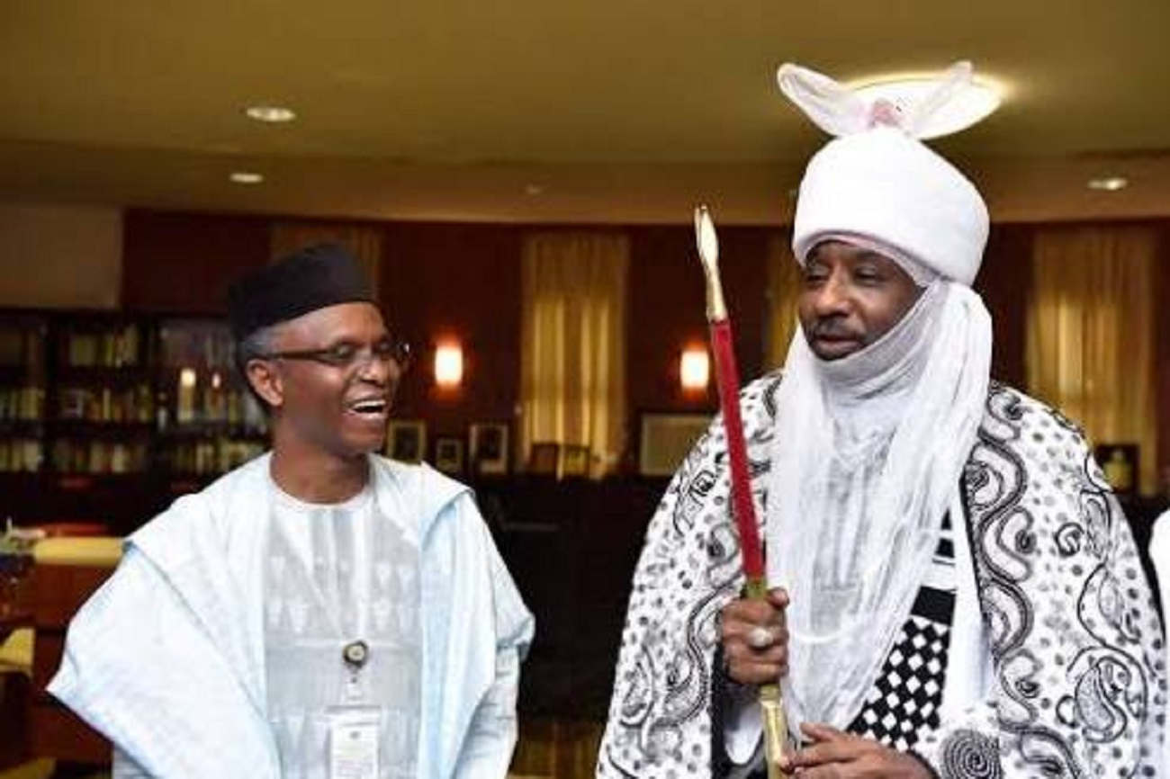 Photo of El-Rufai Appoints Deposed Emir Sanusi Into His Cabinet