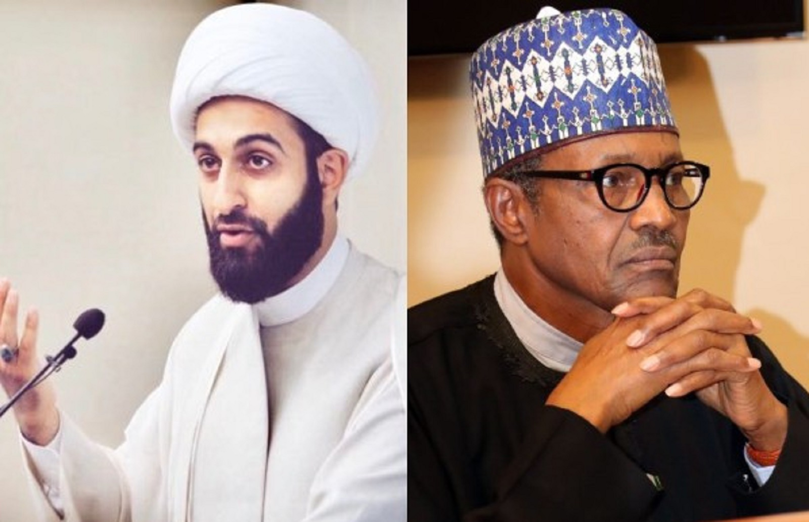 Photo of Buhari is a Dumbest Person, Incompetence president – World's Most Popular Cleric, Imam of Peace