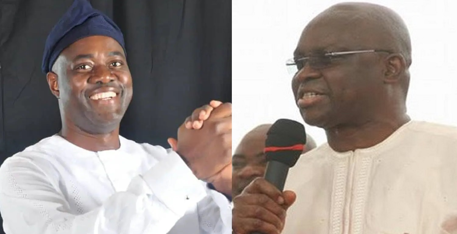 Photo of Gov Makinde, Fayose, others meet in Oyo