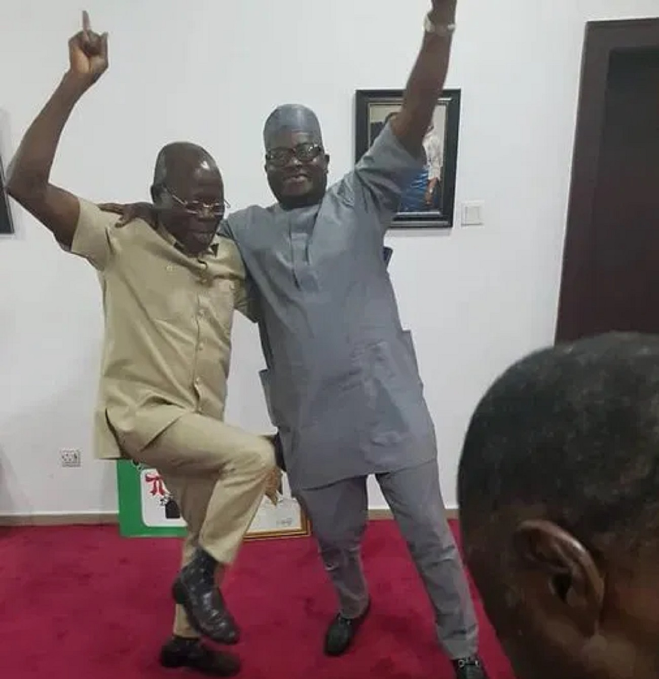 Photo of BREAKING: Appeal Court Stops Oshiomhole's Suspension, Grants Stay of Execution