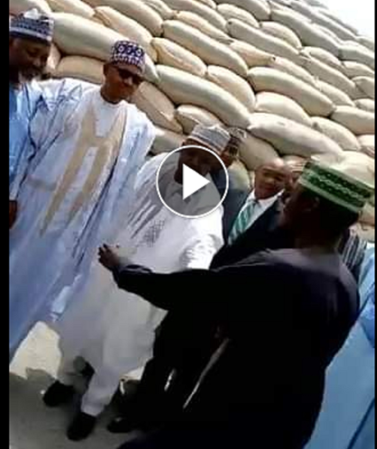 Photo of Presidency reacts on Buhari attack in Kebbi [VIDEO]