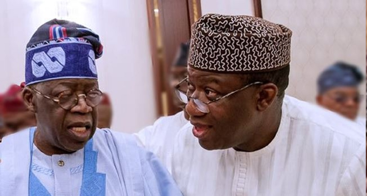 Photo of Tinubu, Fayemi supporters clash on Social media