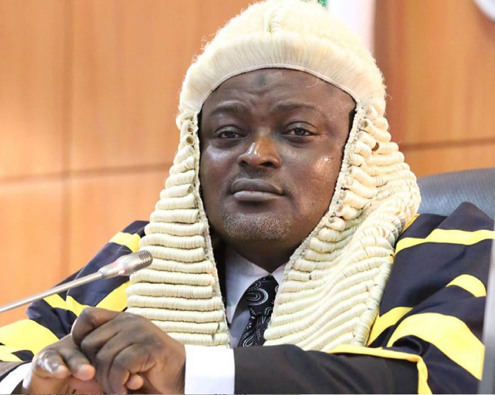 Photo of LEAKED: Speaker Obasa Awards Lagos Assembly's Contracts to Himself through His Company