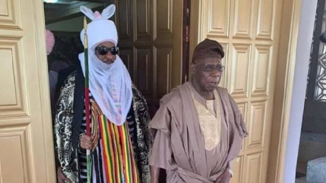Photo of Obasanjo sends strong letter to dethrone Emir Sanusi