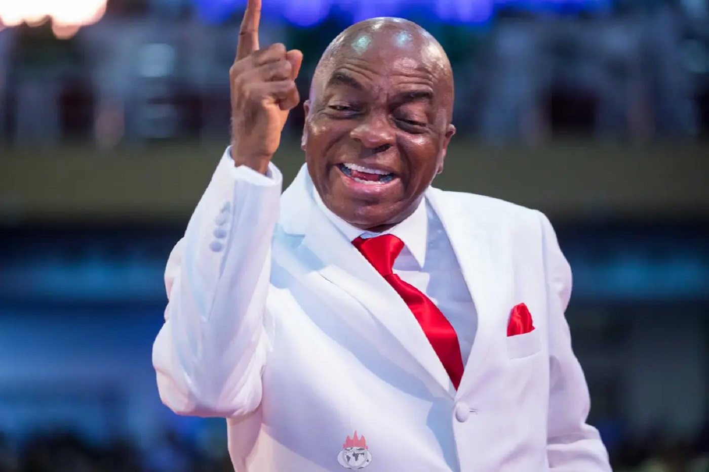 Photo of Your days are numbered — Bishop Oyedepo tells Buhari