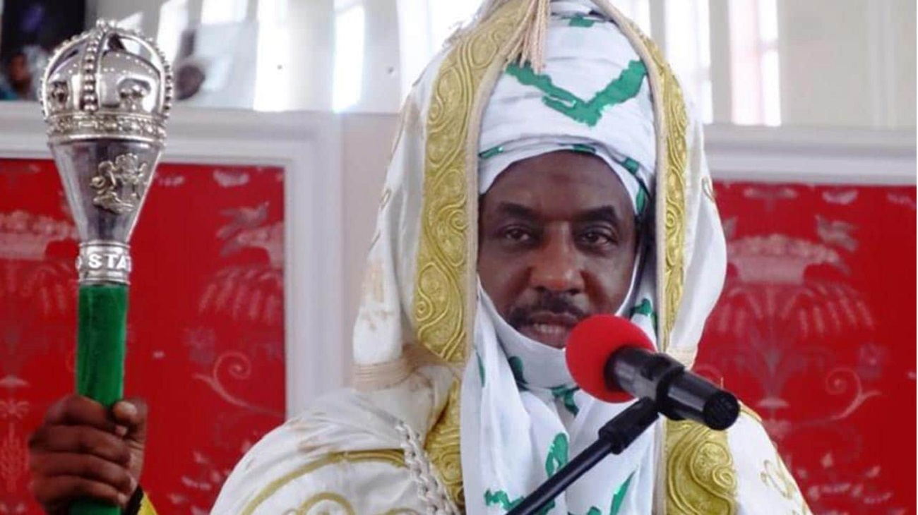 Photo of Deposed Emir Sanusi speaks after dethronement