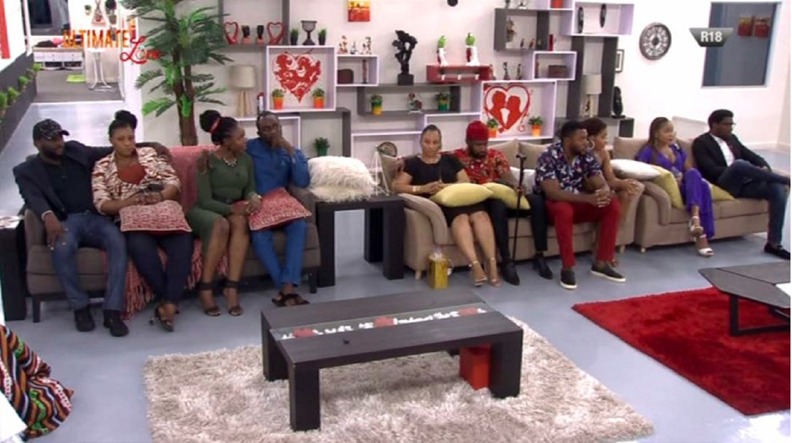 Photo of Ultimate Love Updated: Chivia, DoubleChris, Bolar Evicted