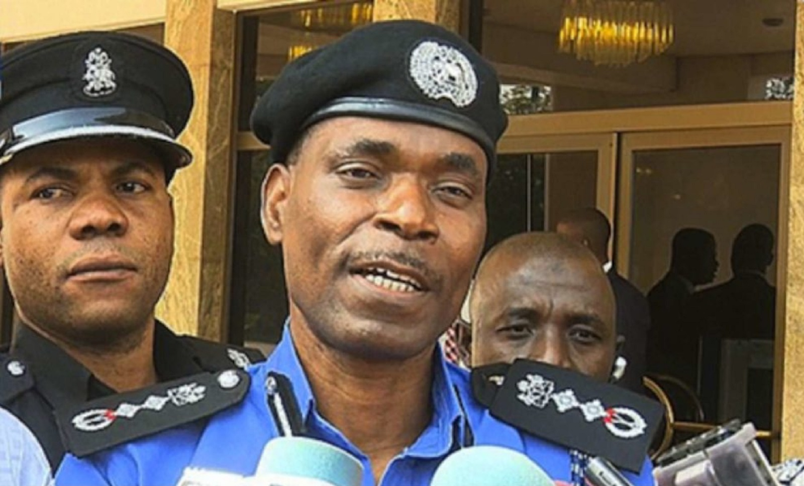 Photo of BREAKING: IGP dismisses police officers who assaulted woman in Osun