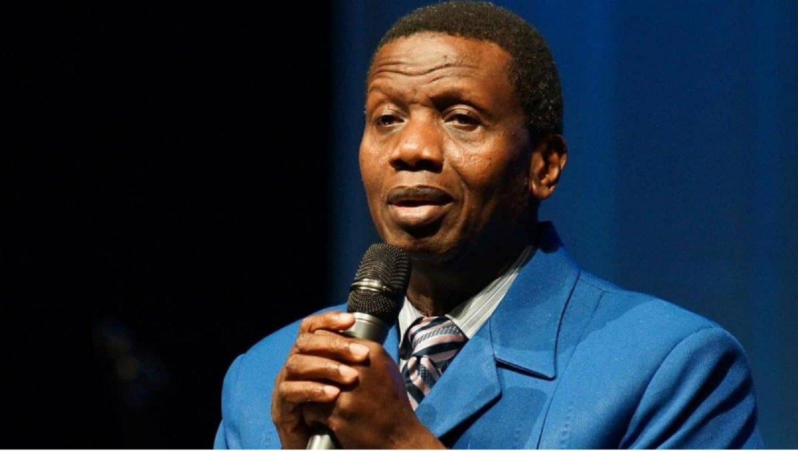 Photo of Pastor Adeboye gives new prophecy to Nigeria