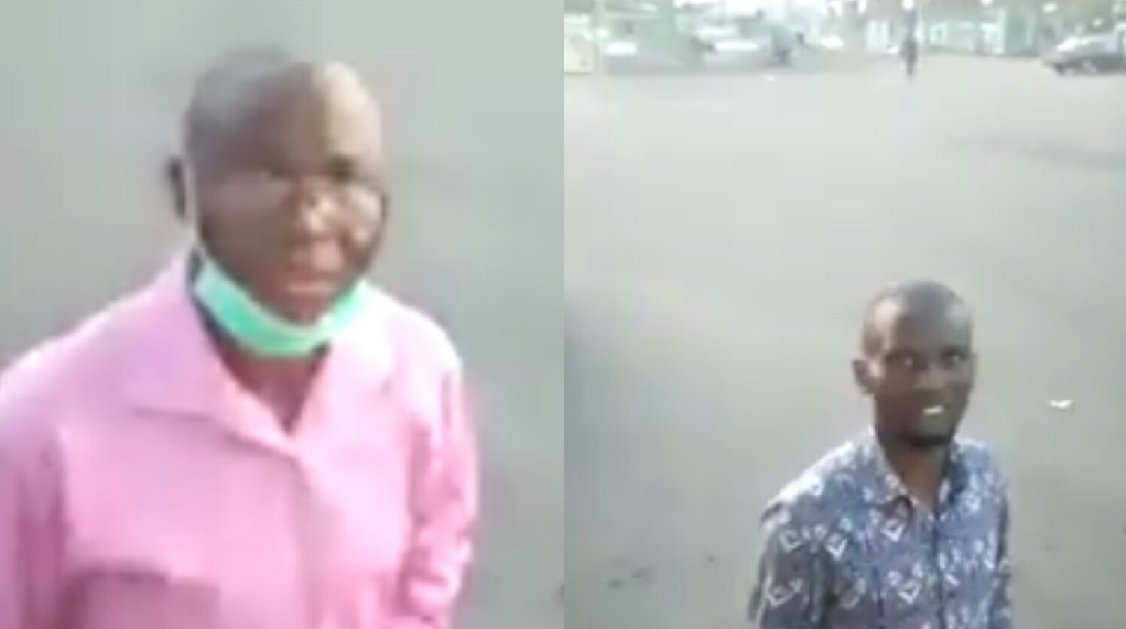 Photo of VIDEO: COVID-19: Father refuses to accommodate his Son who came from Lagos to Ekiti