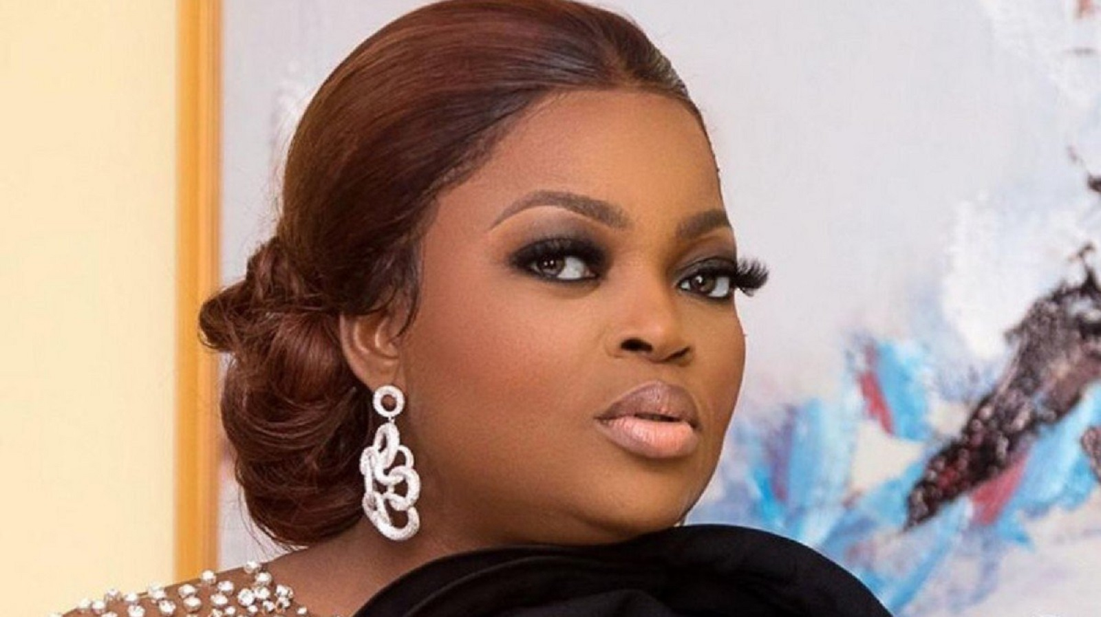 Photo of BREAKING: COVID-19: Police arrests popular actress, Funke Akindele over party; declare Naira Marley, others wanted