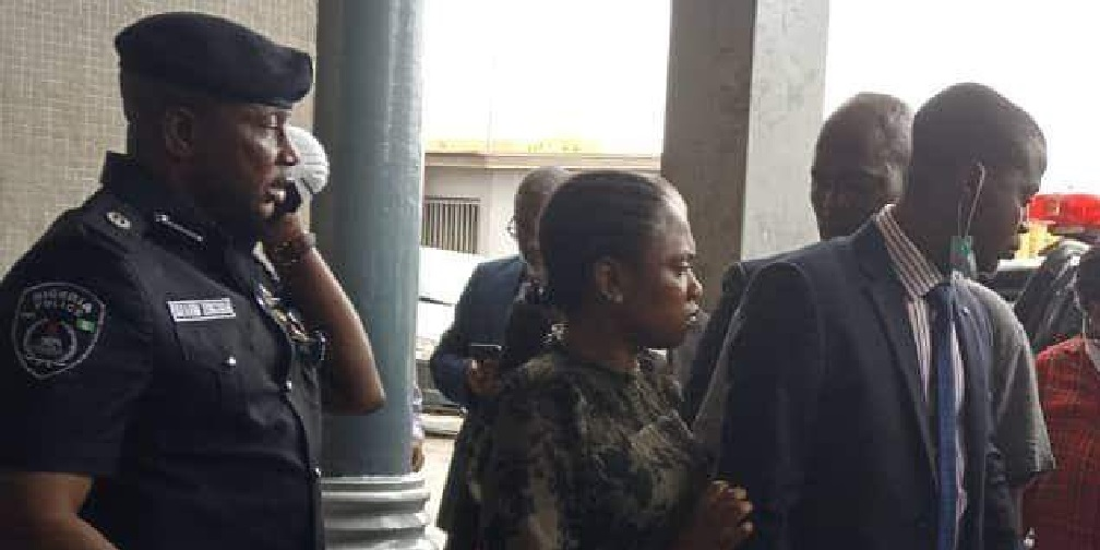 Photo of PHOTOS: Popular Actress, Funke Akindele, husband plead guilty for breaching lockdown order