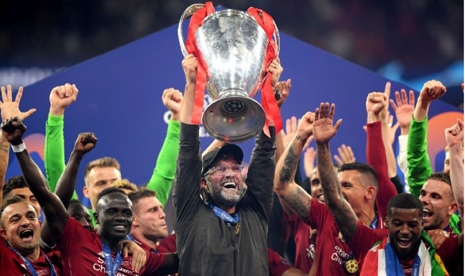 Photo of Liverpool set to be crowned Premier League champions after UEFA's new rule