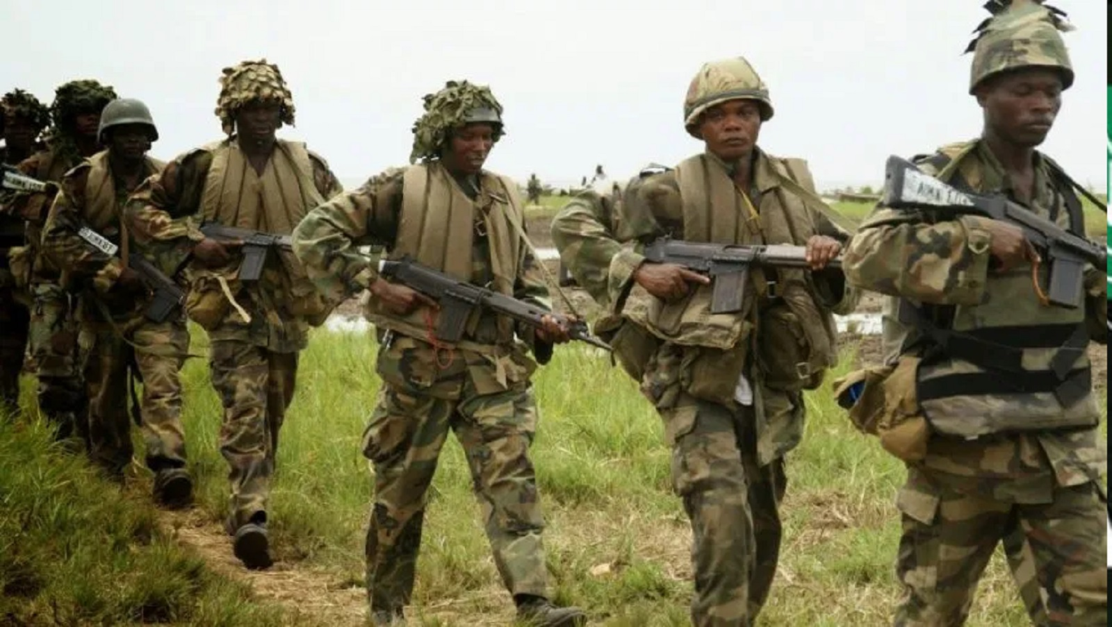 Photo of DHQ: Troops inflict heavy casualty on Boko Haram, ISWAP