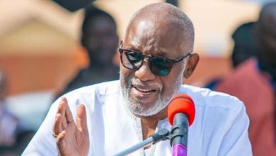 Photo of COVID-19: Akeredolu orders Churches, Mosques to reopen