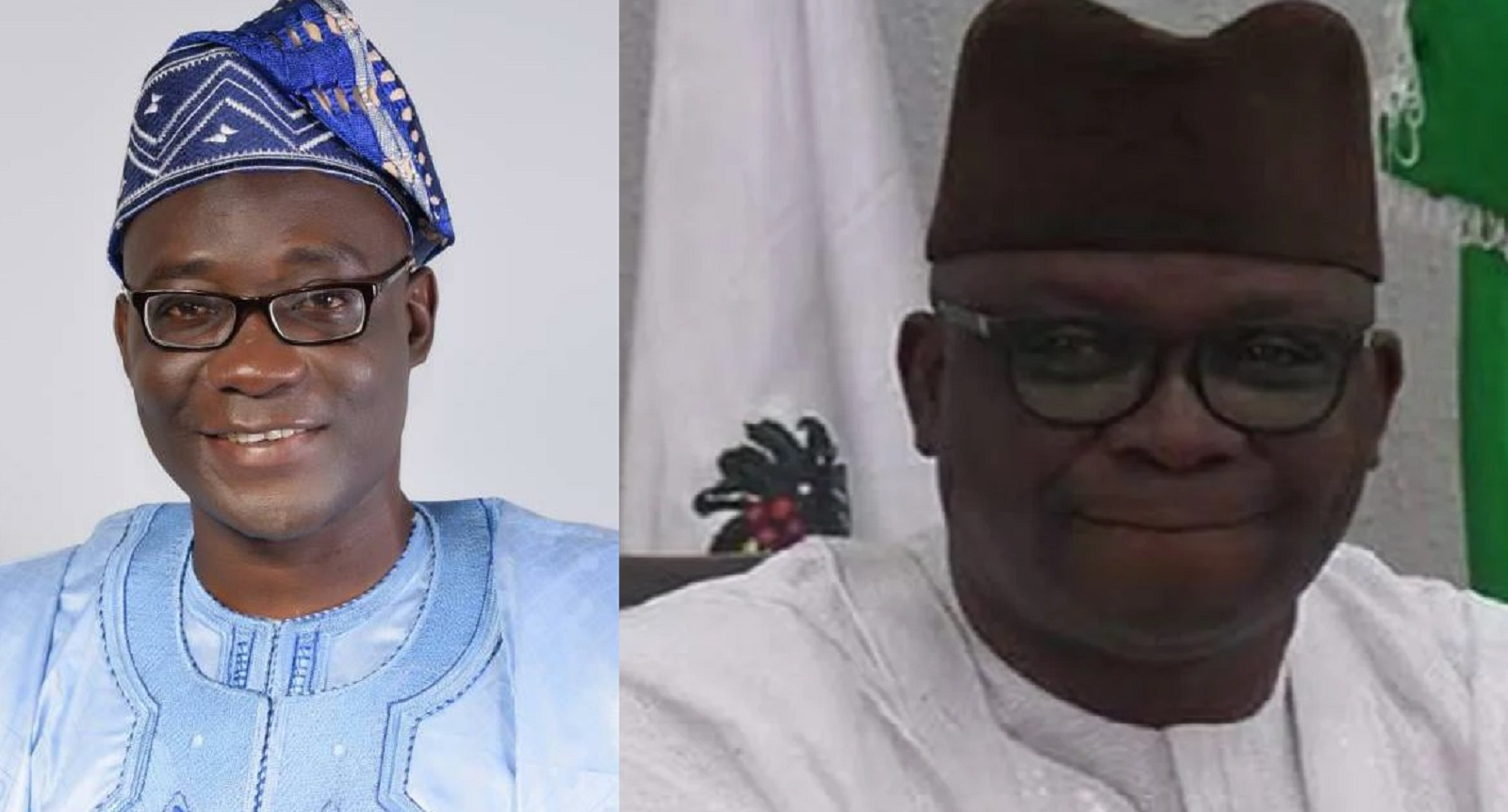 Fayose and Eleka