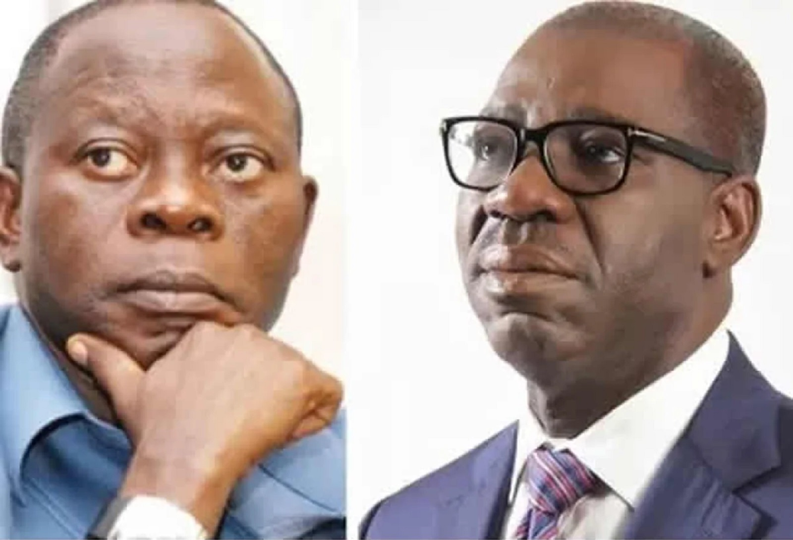 Photo of Oshiomhole's Suspension: Obaseki's Loyalists May Reverse Decisions