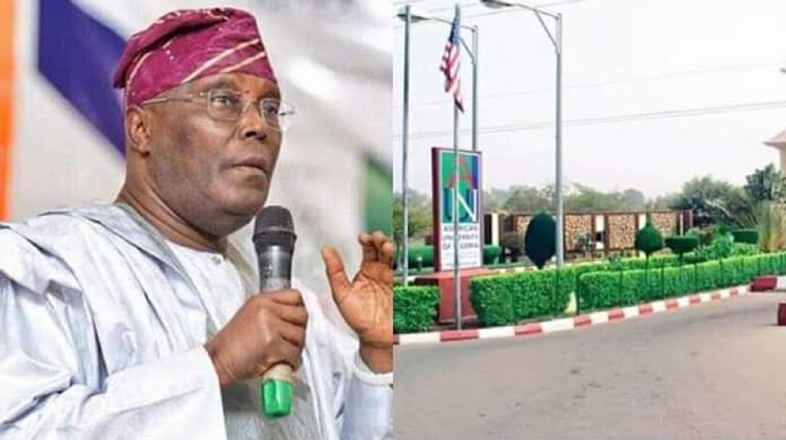 Photo of Atiku's University Sacks 400 Workers
