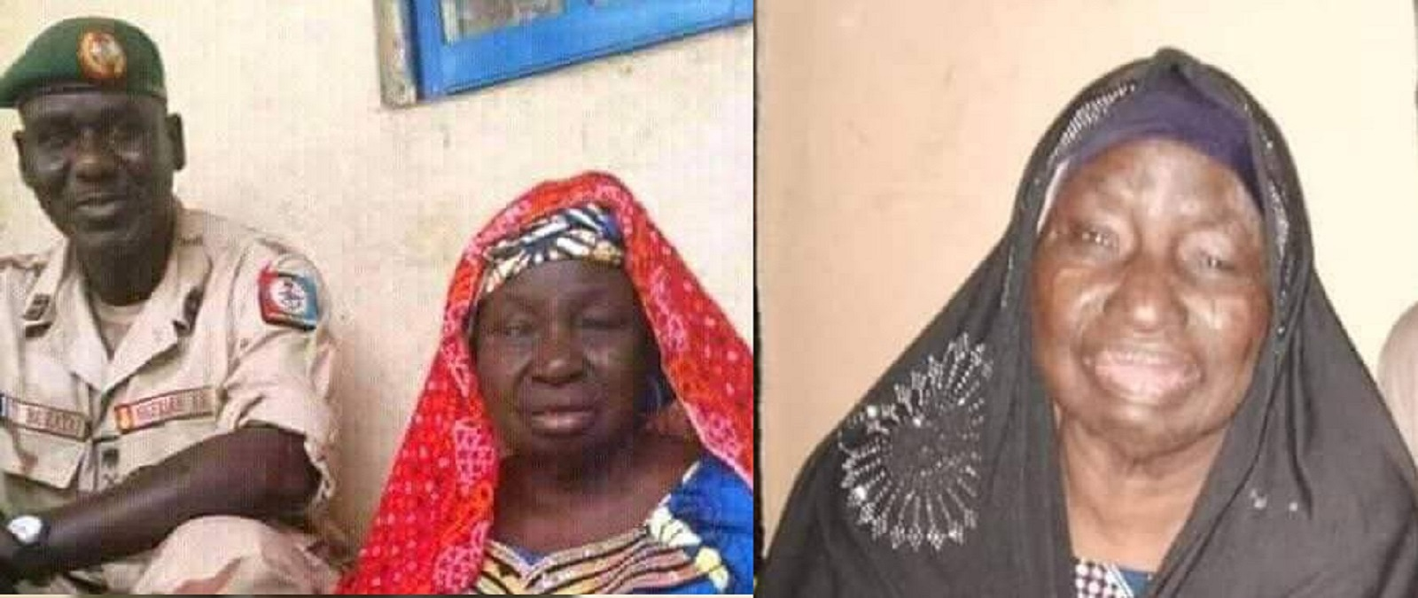 Photo of Buratai's family, COVID-19 team clash over Buratai mother's corpse