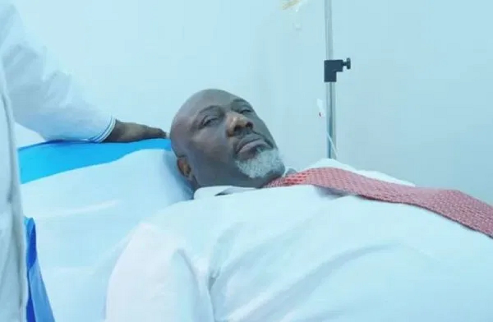 Photo of VIDEO: Dino Melaye play lead role in new Nollywood film