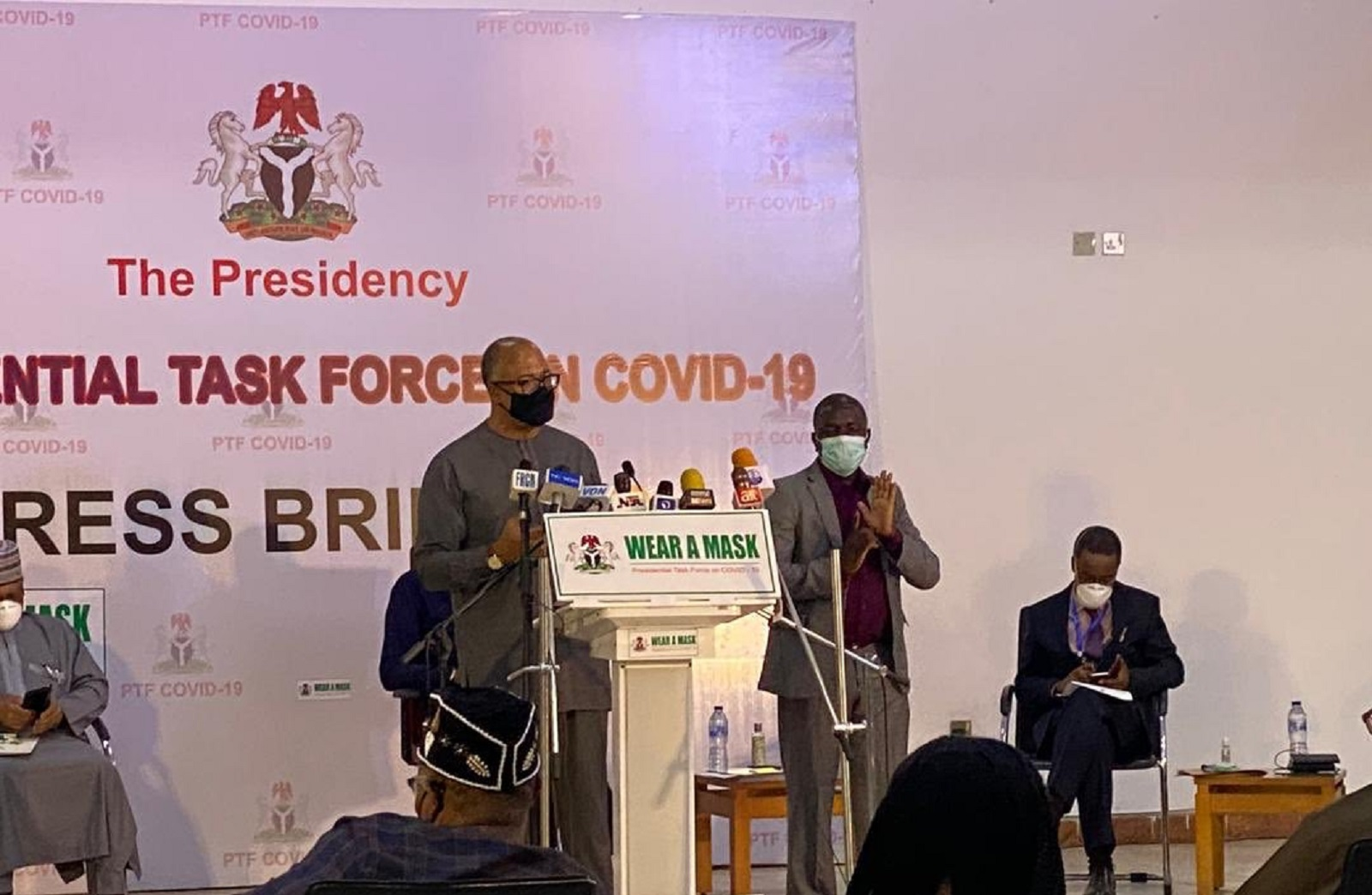 Photo of COVID-19: 22,000 Nigerians tested for Coronavirus – NCDC