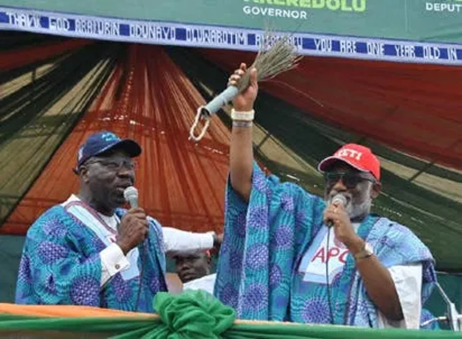 Obaseki and Akeredolu