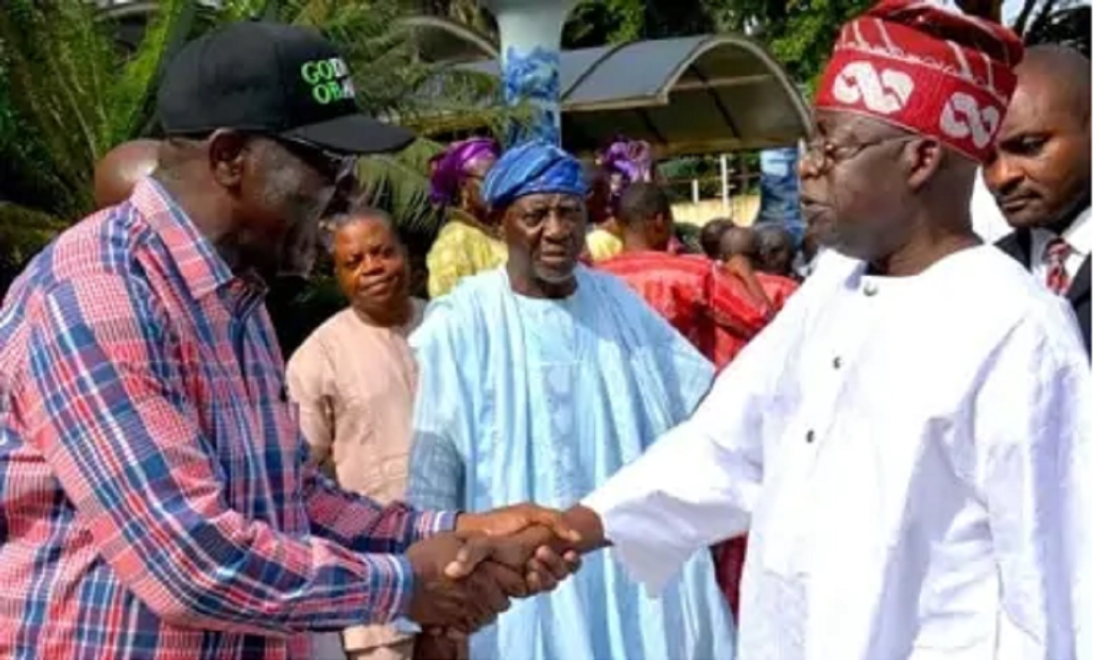 Photo of Edo Guber: APC Chairman Governors' Forum led Obaseki, other Governors Meet Tinubu in Lagos
