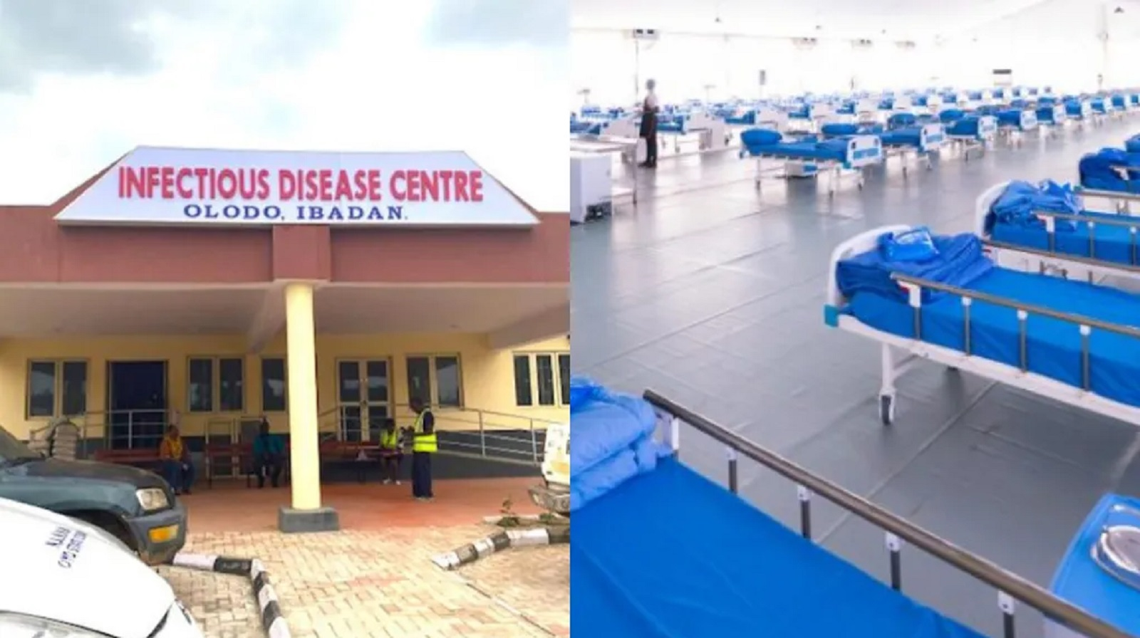 Photo of BREAKING: Two Coronavirus Patients Escape From Oyo Isolation Centre