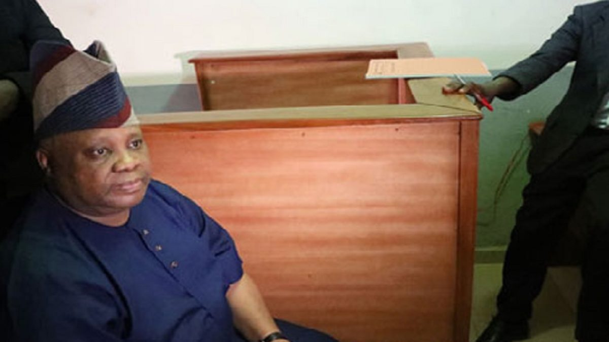 Photo of BREAKING: Court strikes out charges against Senator Adeleke