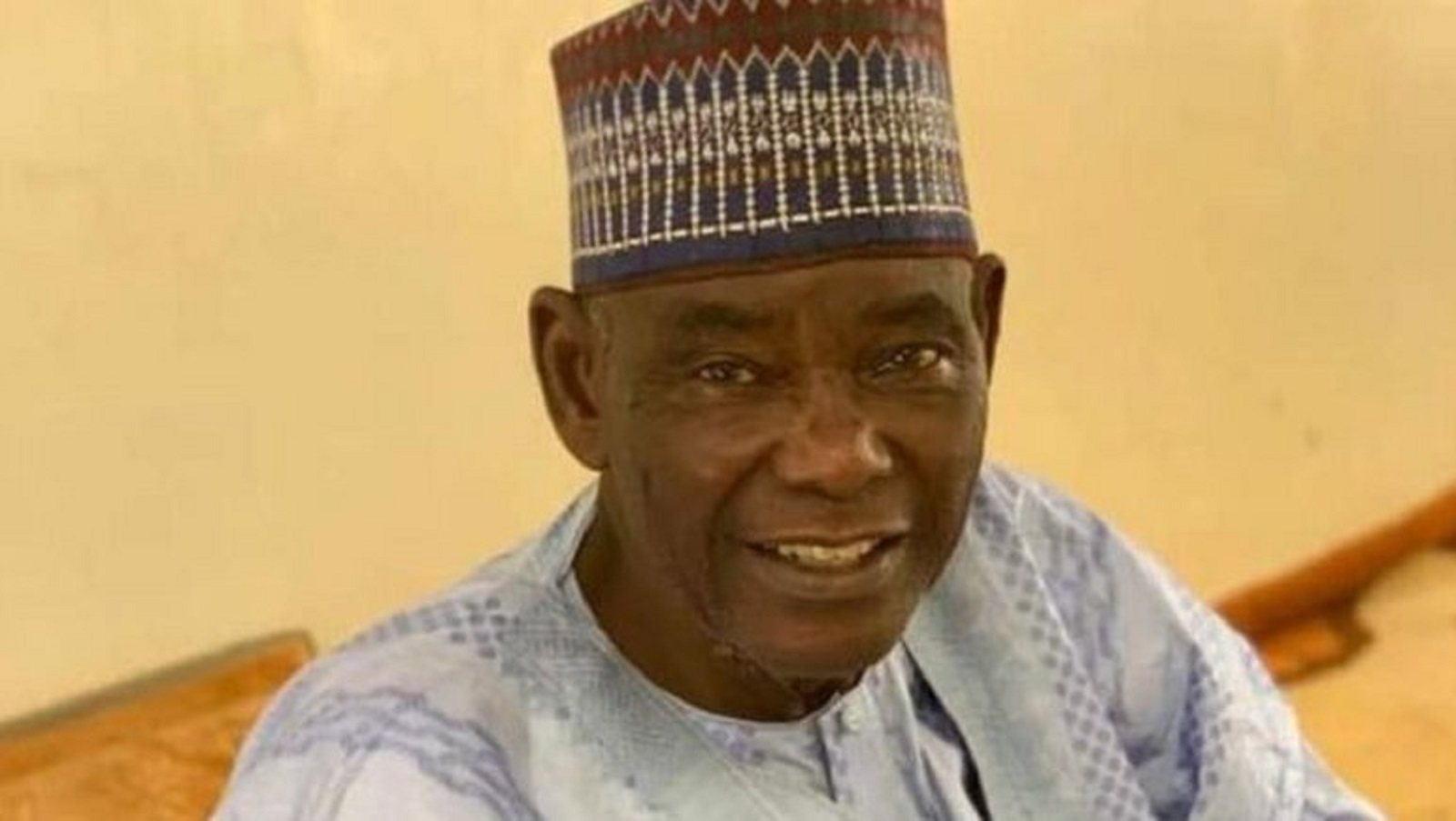 Photo of BREAKING: Ex-Sokoto Governor, Nadama, dies at 82