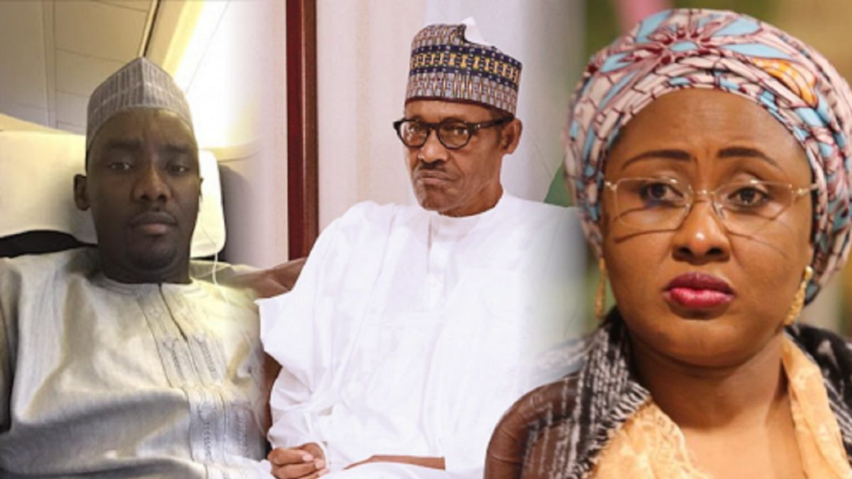 Photo of Power Tussle: Buhari's Personal Assistant Orders Arrest Aisha's ADC