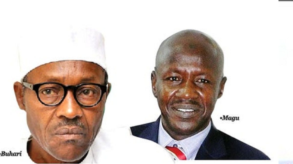 Photo of Buhari stops Magu re-appointment, Gets Senate Confirmation For 207 Appointees