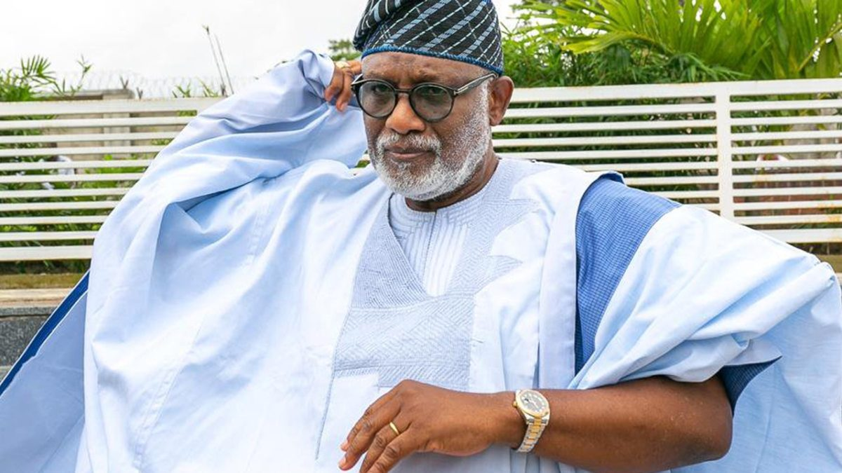 Photo of Ondo Guber: Akeredolu Faces Disqualification As APC May Not Have Candidate