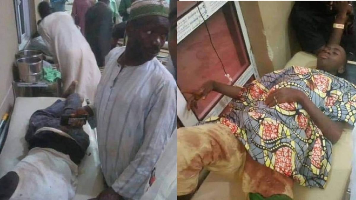 Photo of Bandits kill 40 people in fresh attack on Buhari's State