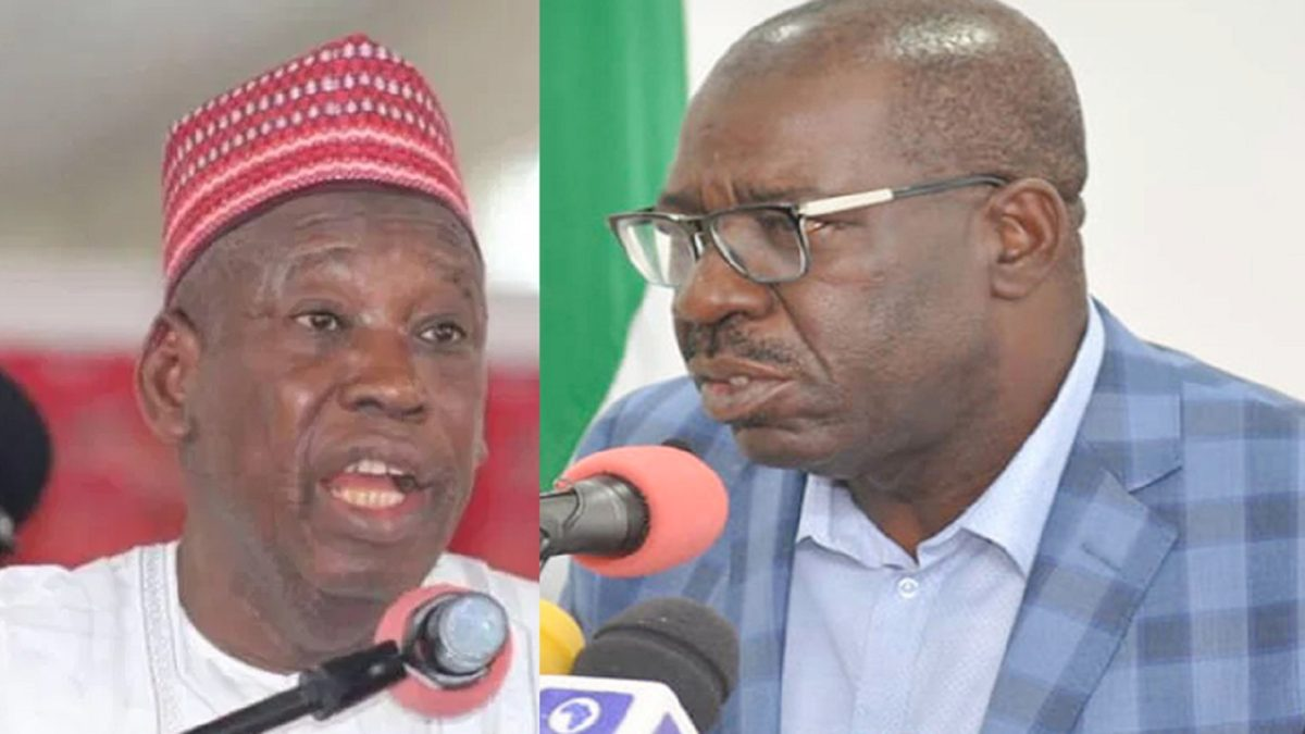 Photo of Edo Guber: Ganduje backs Obaseki's disqualification