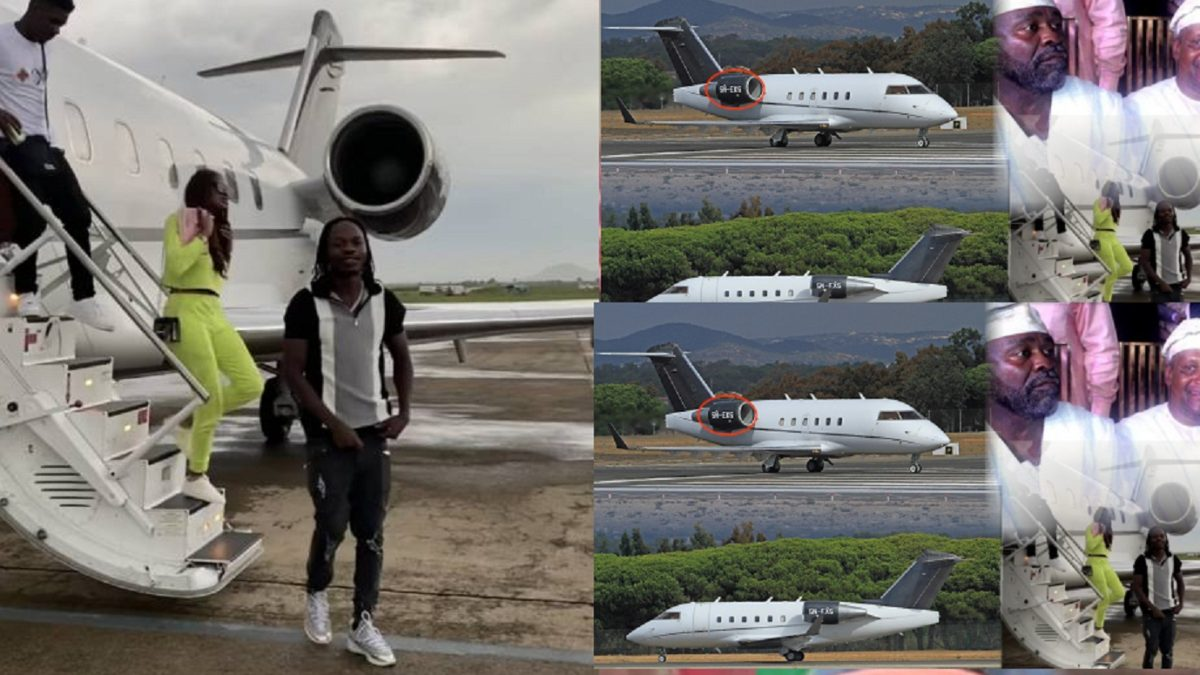 Photo of BREAKING: FG Suspends Aviation Company Which Flew Naira Marley To Abuja Indefinitely