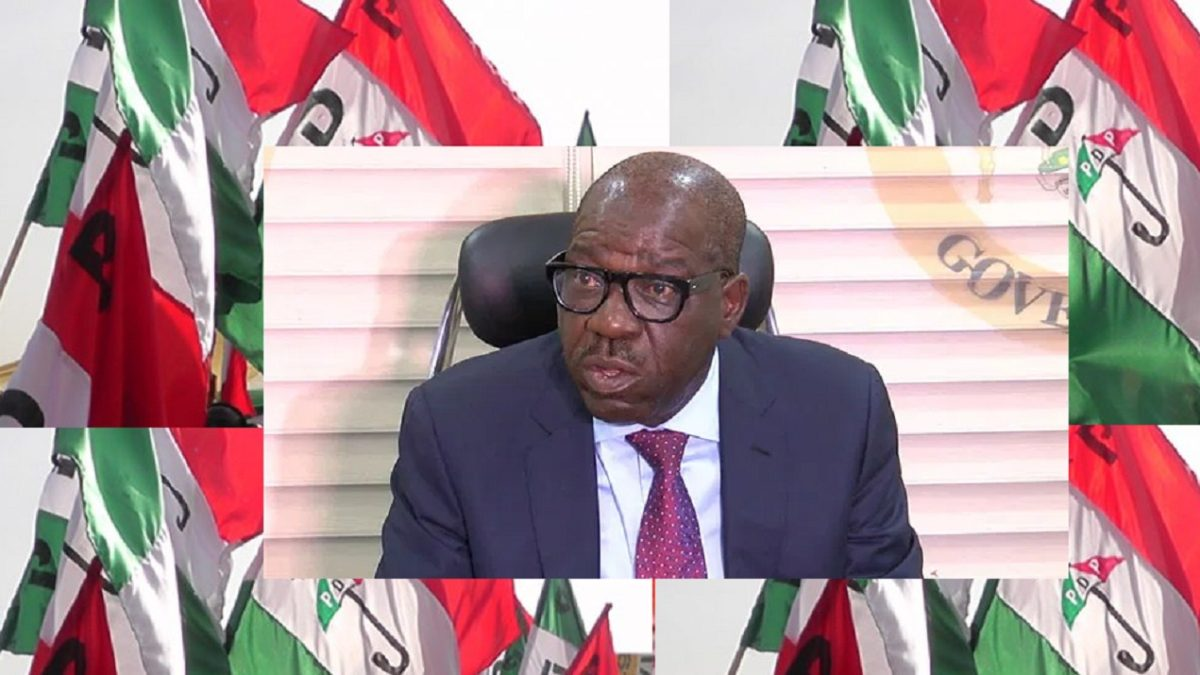 Photo of Edo Guber: No amount of pressure will make me step down for Obaseki – PDP aspirant vows