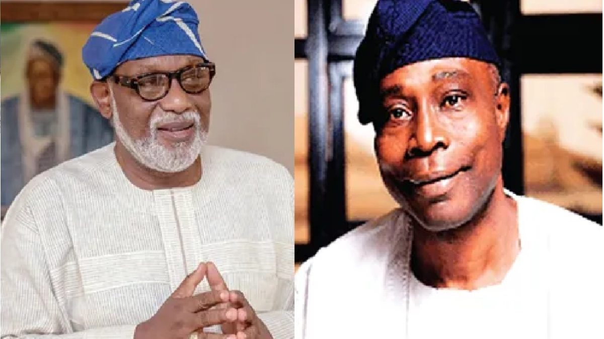 Photo of Ondo Guber: APC Clears Akeredolu, Tinubu's ally, Segun Abraham, 10 others to contest forthcoming primary election