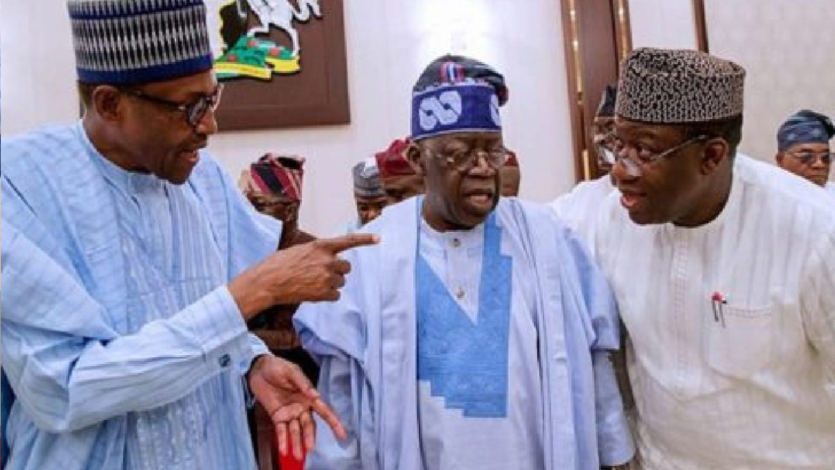 Photo of Blame Tinubu, Fayemi If South West Loses 2023 Presidency – Afenifere