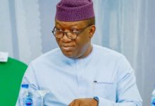 Photo of Gov Fayemi Suspends Principal In Ekiti For Not Being In School On Sunday