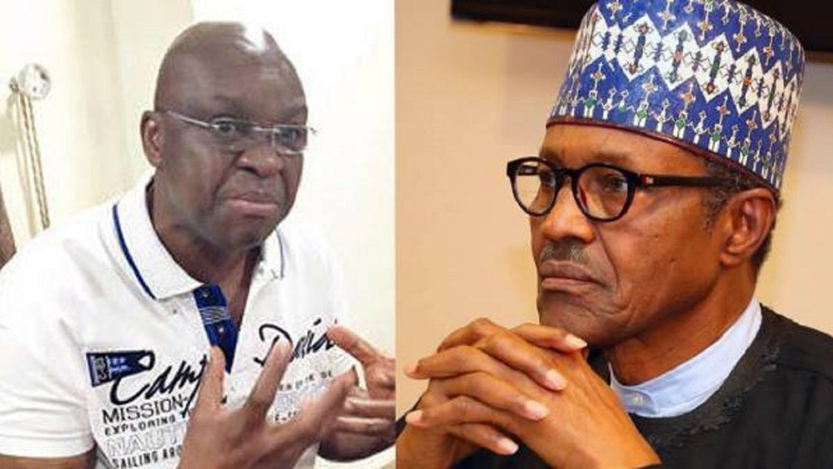 Photo of Buhari Is An Accidental President, Unaware Of Happenings In Presidency – Fayose