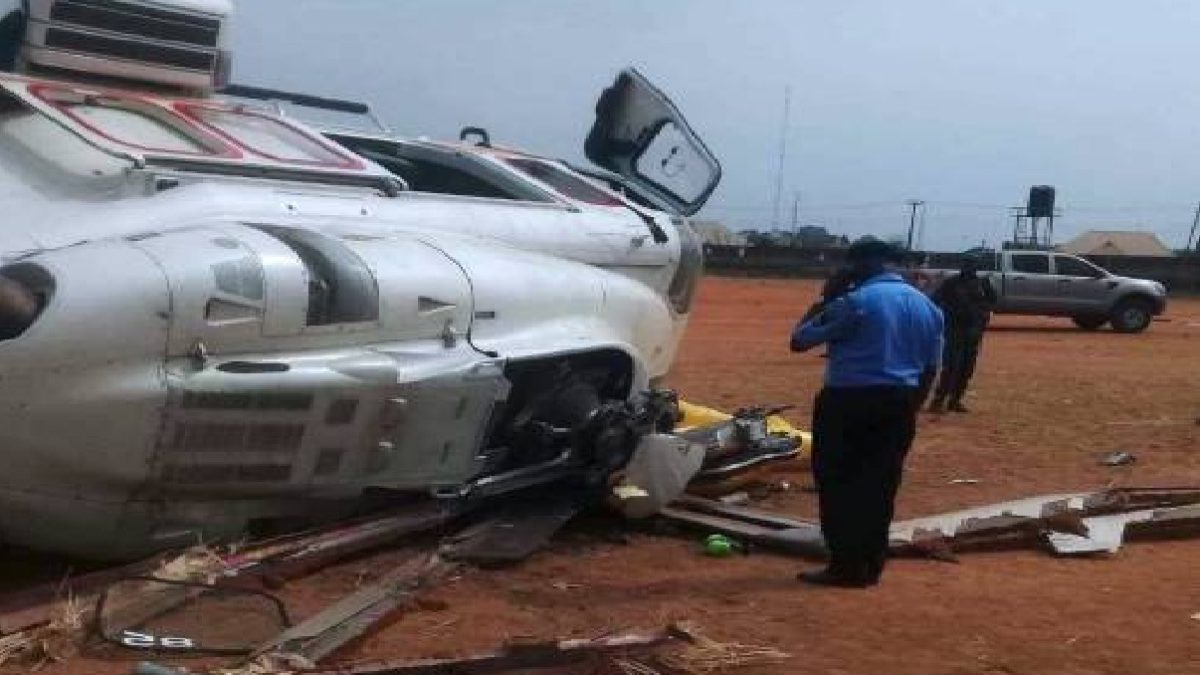 Photo of Why Vice President Osinbajo's Helicopter Crashed
