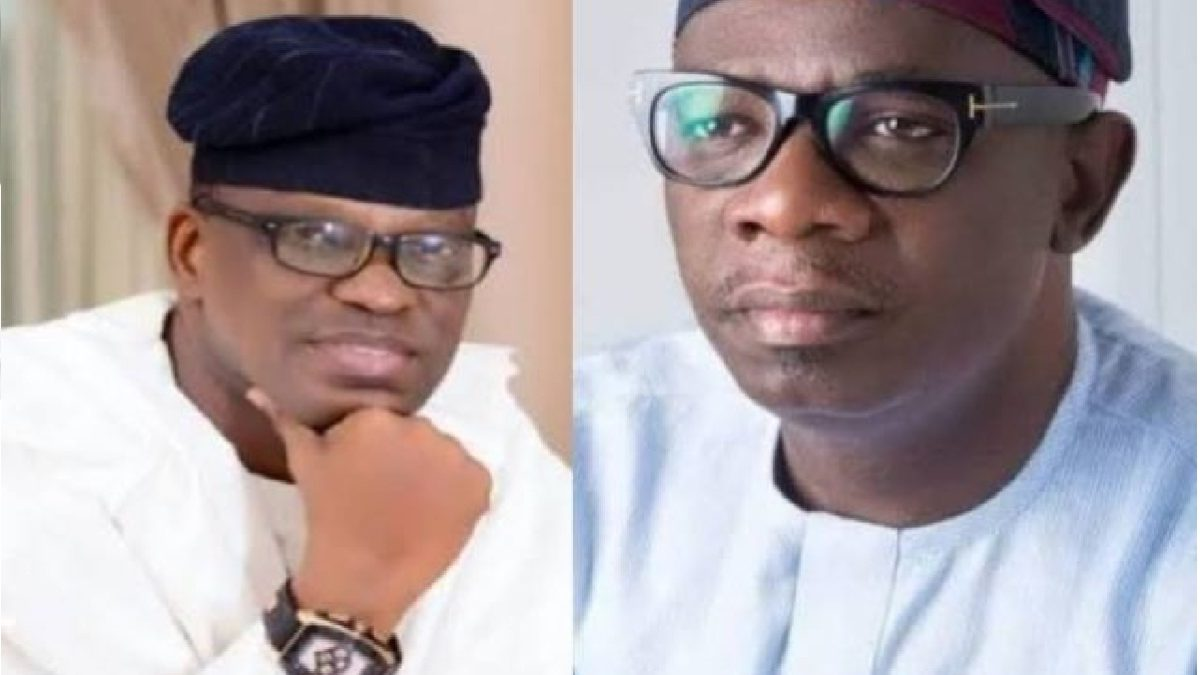 Photo of Ondo 2020: PDP considers Ajayi as Jegede's running mate; Senator sacks 92 aides over primary