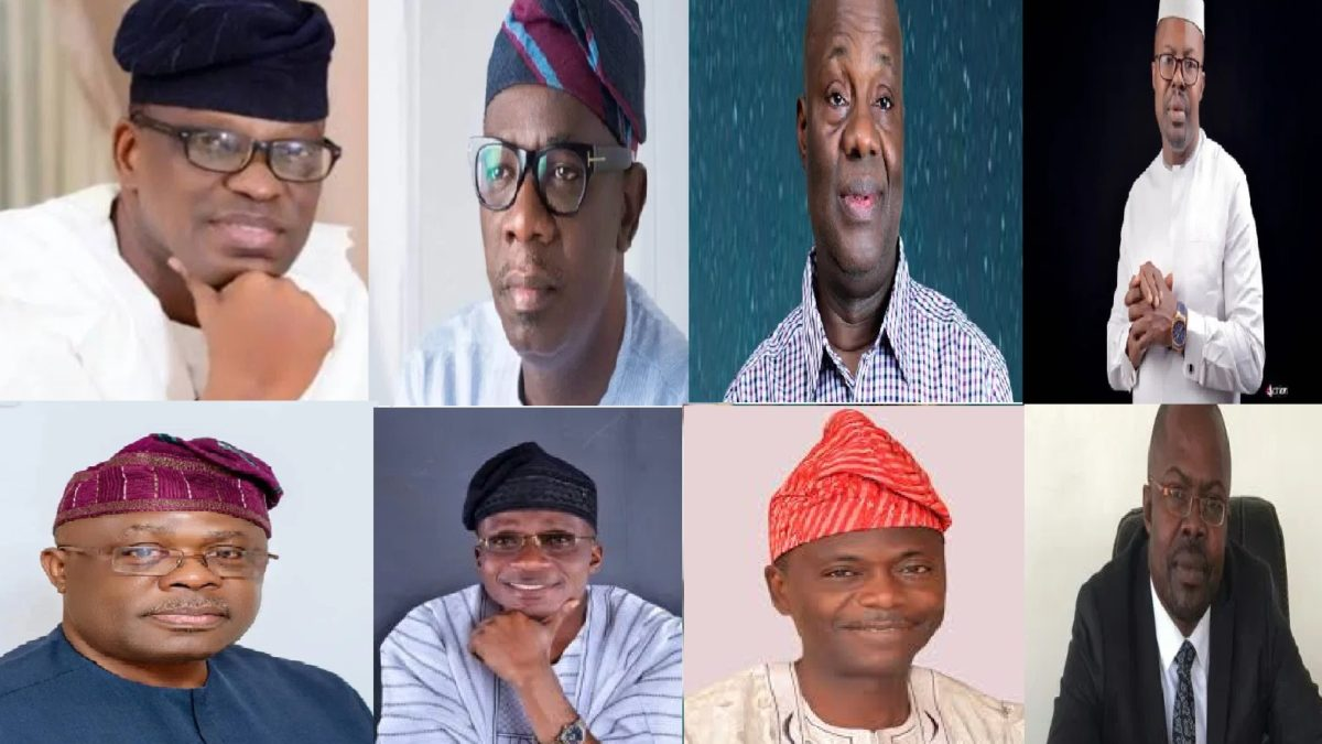 Photo of Ondo Guber 2020: Deputy Governor, Jegede, six others battle for PDP ticket