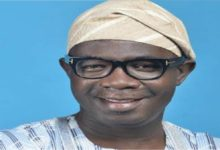 Photo of BREAKING: Ondo Deputy Governor resigns from PDP less than two months of joining the party